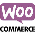 Woocommerce for wordpress logo
